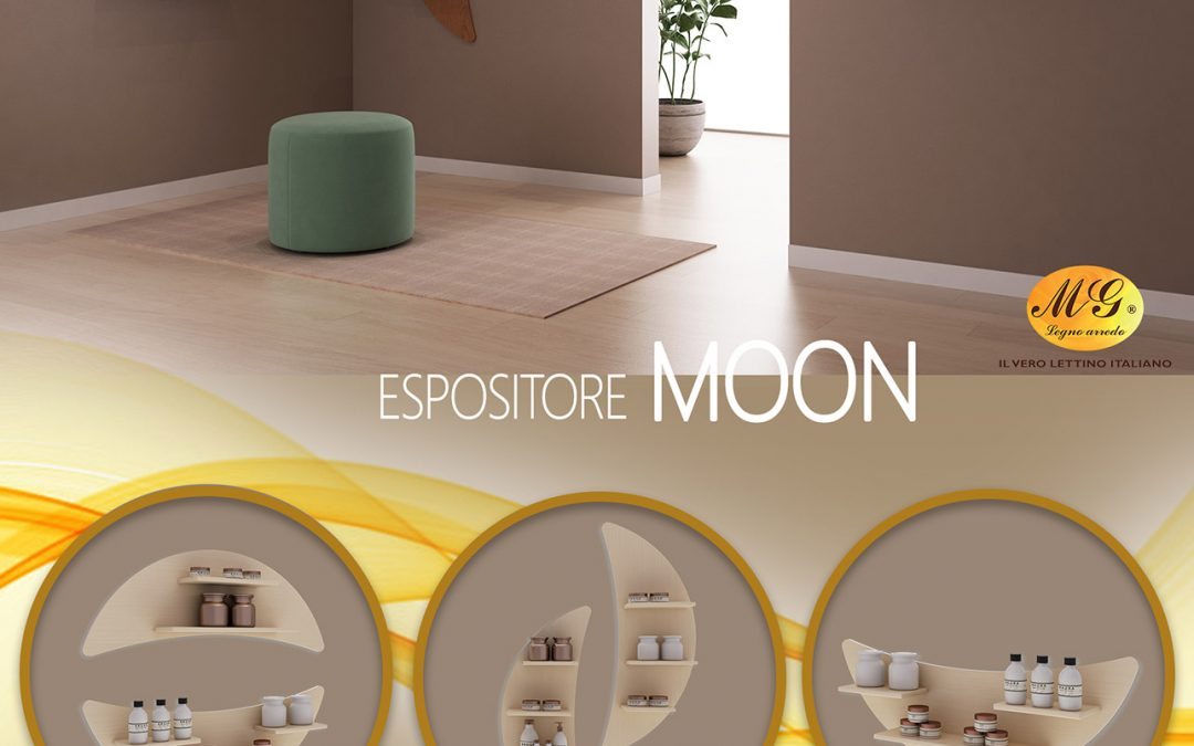 Espositore MOON