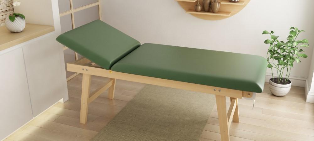 LETTINO ALICE dettaglio cuscino verde